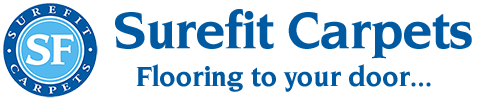 Surefit Carpets Doncaster Logo